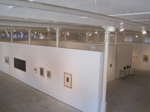 Centro de Arte Tecla Sala, Centre d'Art Tecla Sala