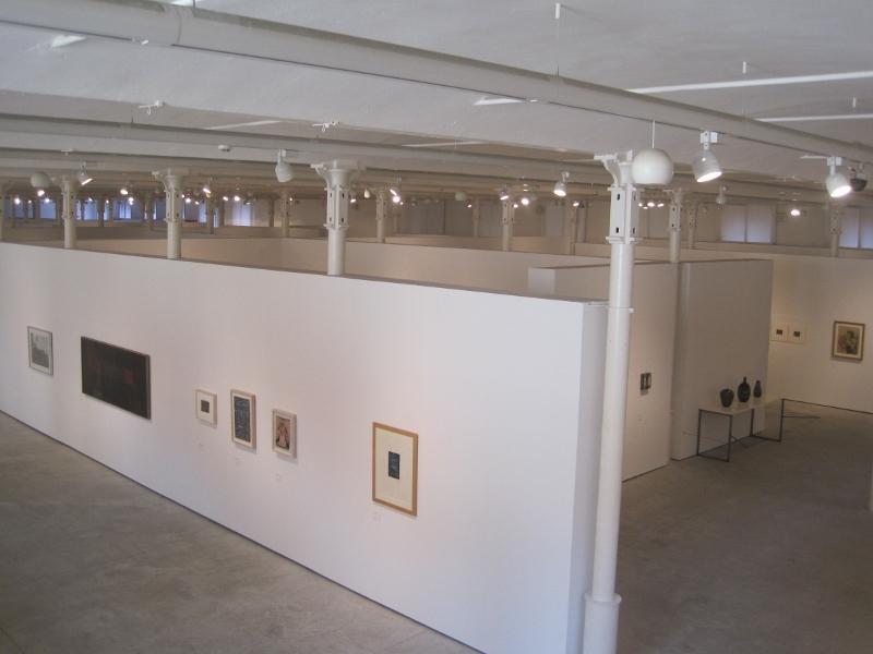 natalia piernas historia de empresa Tecla Sala centro cultural