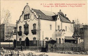 CasaTrinxet Puig i Cadafalch