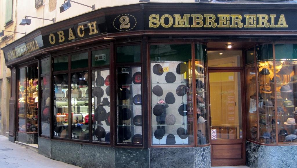 Sombrerería Obach