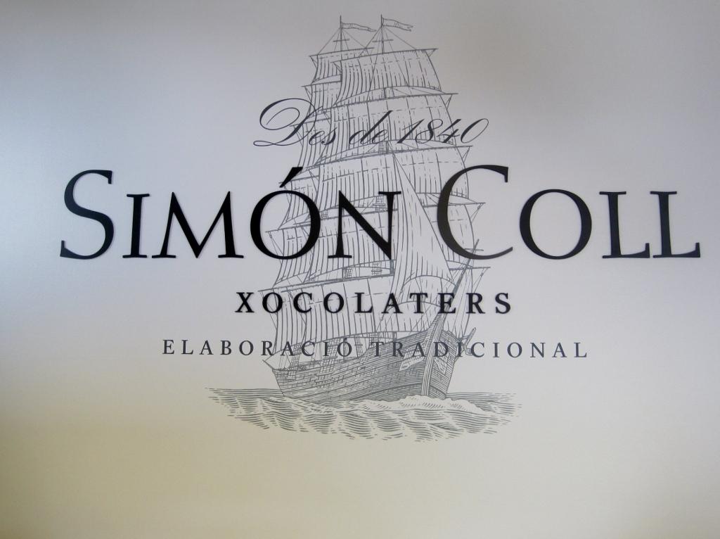 velero marca Simón Coll