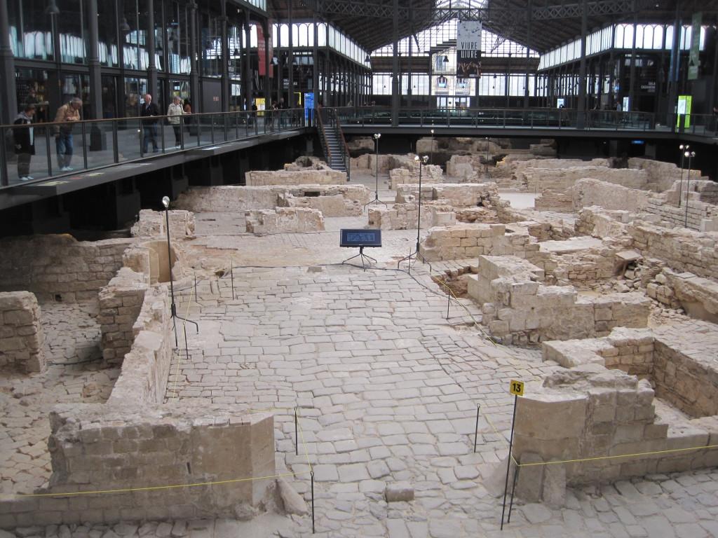 Yacimiento arqueológico del Born. Casa de los cónsules de Holanda