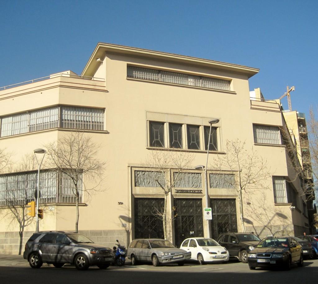 Perfumeria Myrurgia Barcelona