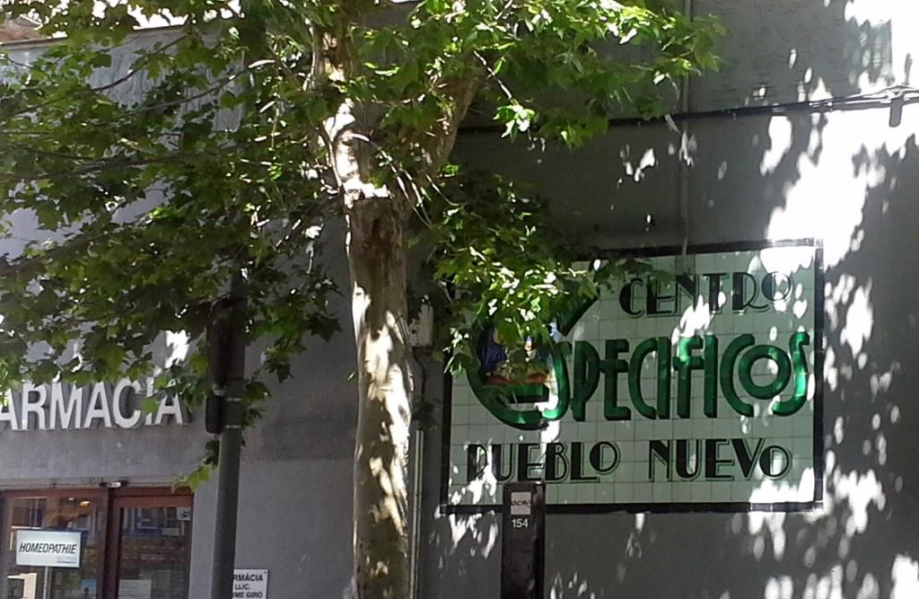 Centro de específicos pueblo nuevo
