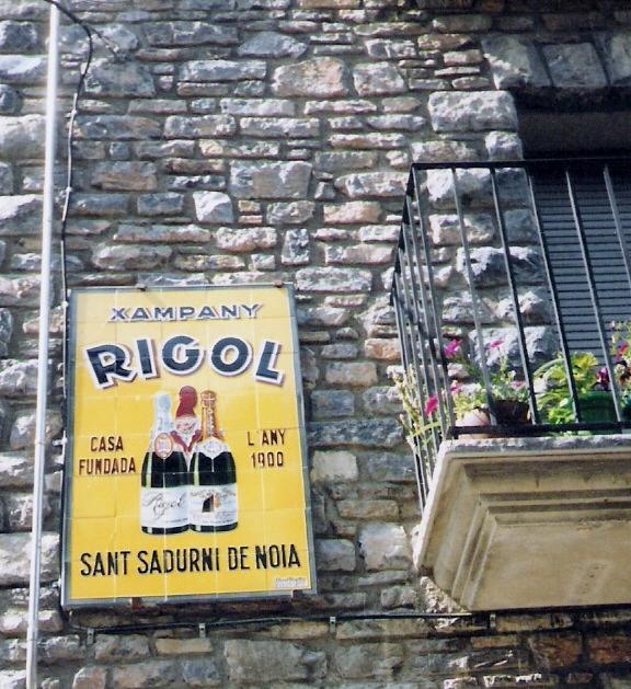 Xampany Rigol publicidad
