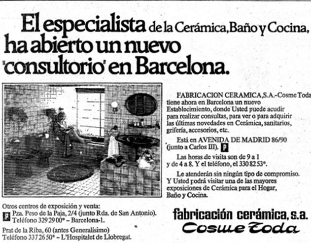 natalia piernas historia de empresa Cosme Toda La Vanguardia