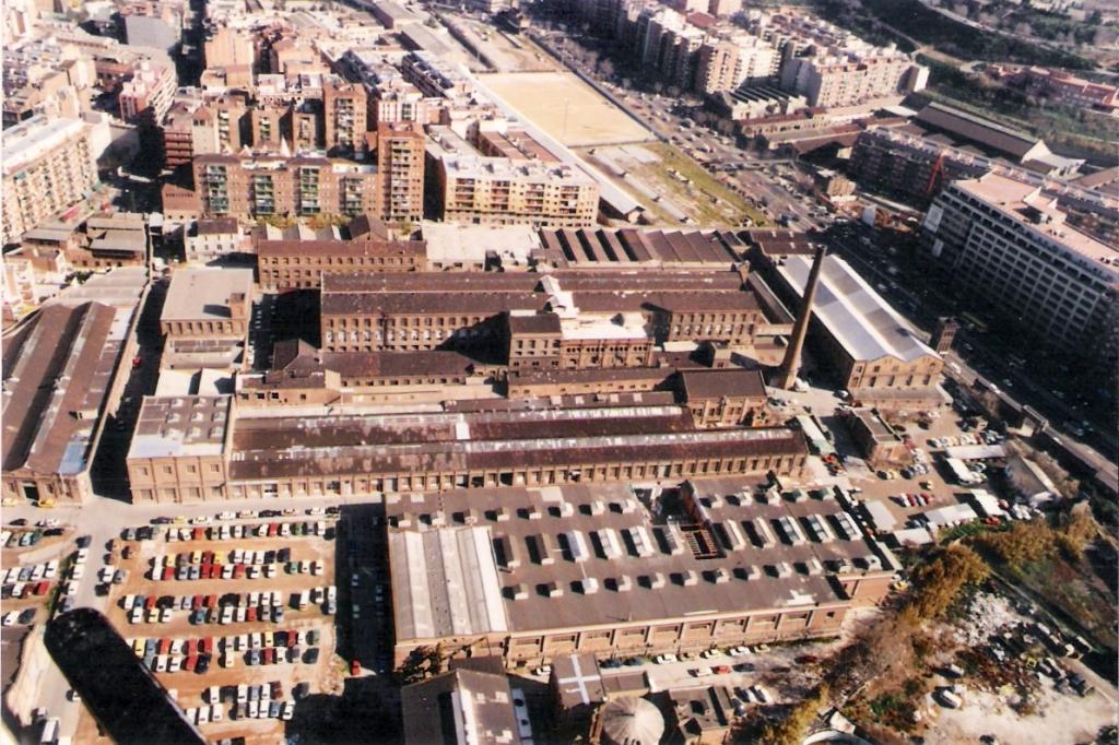 Can Batlló Centre dEstudis de lHospitalet