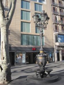 Tienda HM Ramblas