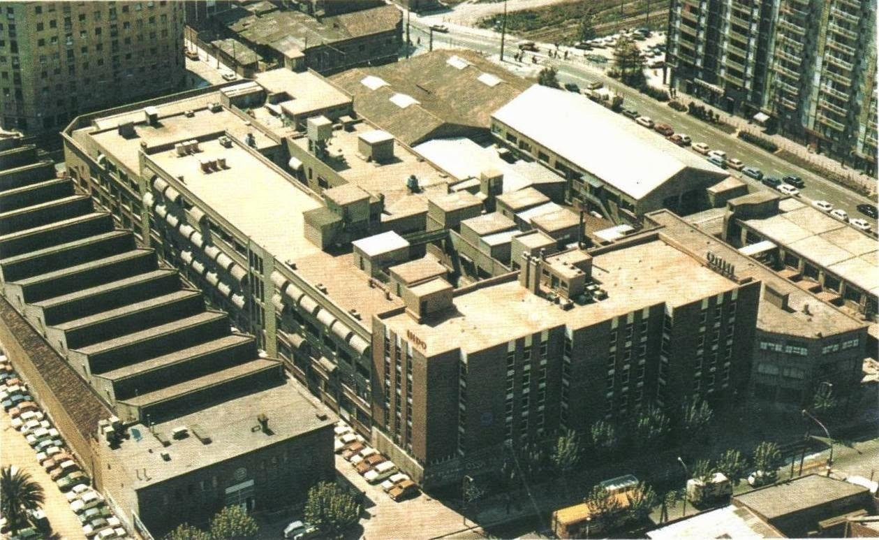 fabrica INDO Hospitalet