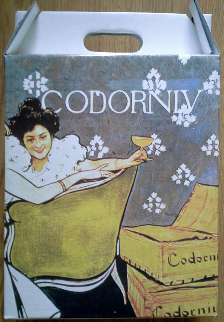 Codorníu cartel Casas