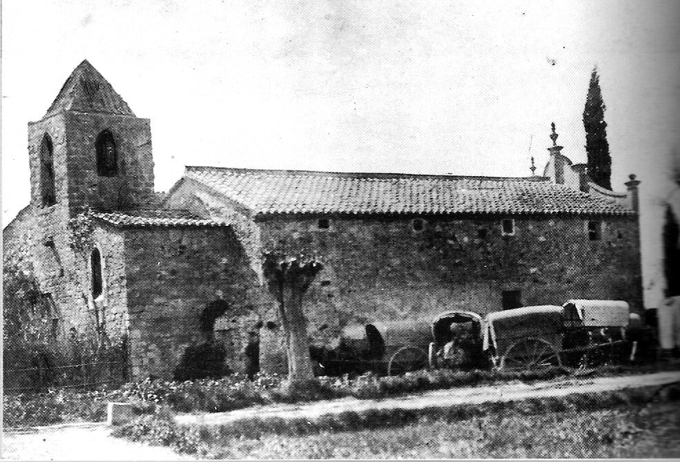 Ermita Santa Maria Bellvitge