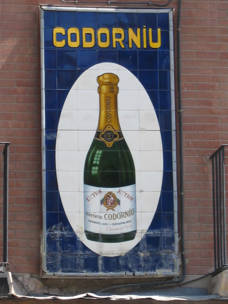 publicidad Codorníu