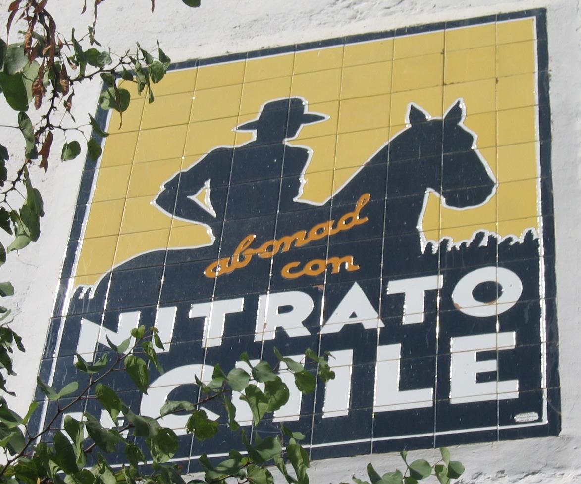 publicidad exterior nitrato de chile