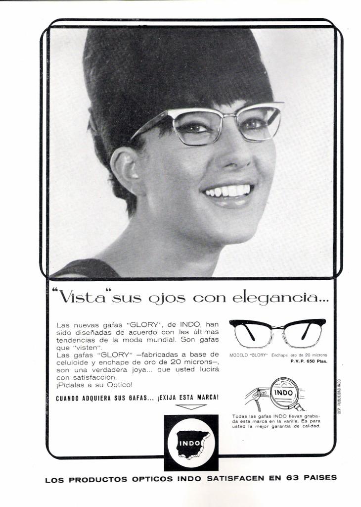 INDO memoria gráfica publicidad