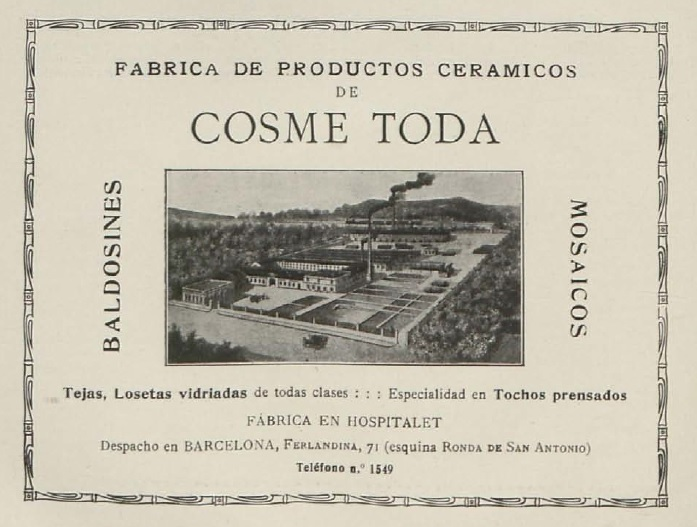 natalia piernas historia de empresa Cosme Toda