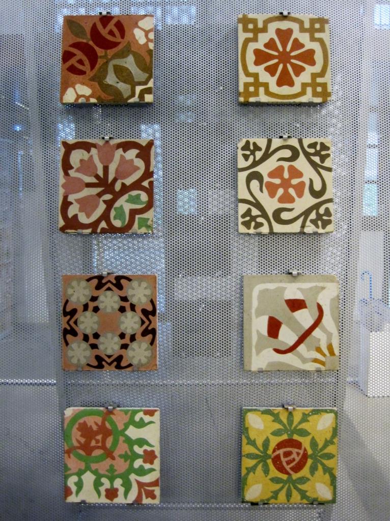 natalia piernas historia de empresa catifes de ciment mosaicos modernistas